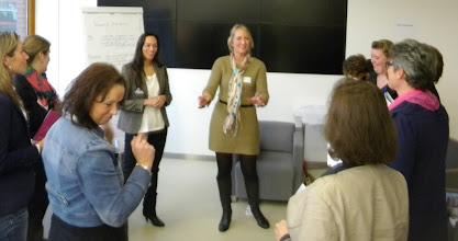 Photo: Workshop 'Sta je vrouwtje, persoonlijk leiderschap'
