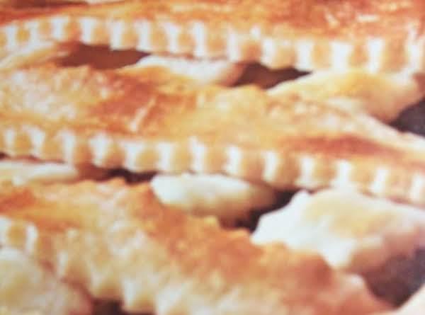 Orange-cranberry-raisin Pie Recipe