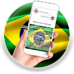 Brazil Flag Keyboard - Elegant Themes APK