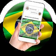 Brazil Flag Keyboard - Elegant Themes APK icon
