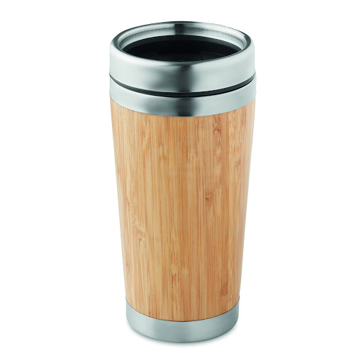 Bamboo Thermal Travel Mugs