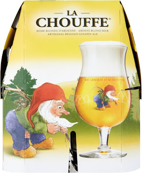 La Chouffe Beer - 4x330ml