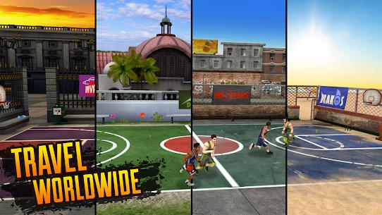 Jam League Basketball MOD Apk 1.3.9 (Unlimited Coins) 2