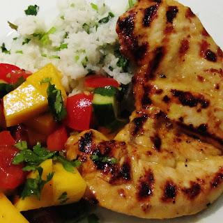 Marinated Mango Chicken Recipes.