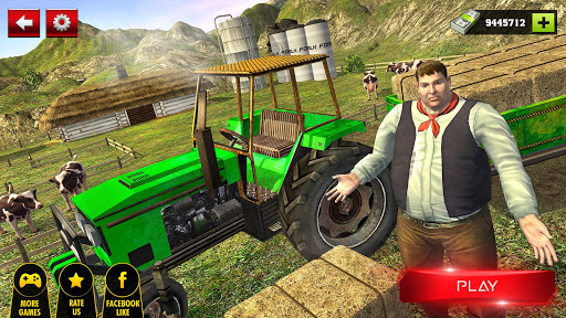 Offroad Tractor Farmer Simulator 2018: Cargo Drive for PC