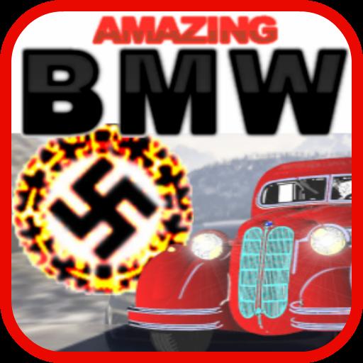 Amazing BMW ads during Nazis