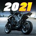 MotorBike: Traffic & Drag Racing I New Race Game icon