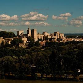 Avignon 2018 by Rámek Dostůlka - City,  Street & Park  Historic Districts ( m42 ramooza )