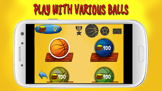 Connect Throw - Connect 4 Basketball & Sports - náhled