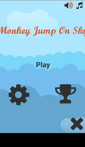Monkey Jump Sky