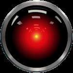 HAL9000 Chatbot Icon