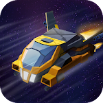 Infinity Admirals - Space Ship Battle Icon