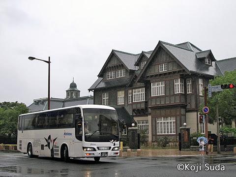 西鉄 4012 門司港駅にて_05