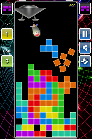 Impossible Tetrix - screenshot