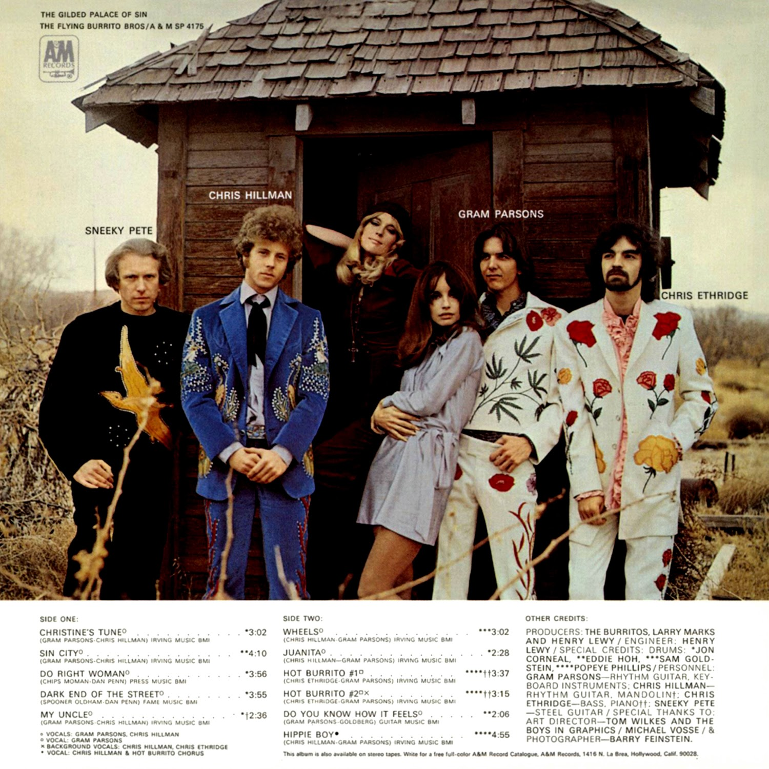 The Flying Burrito Bros