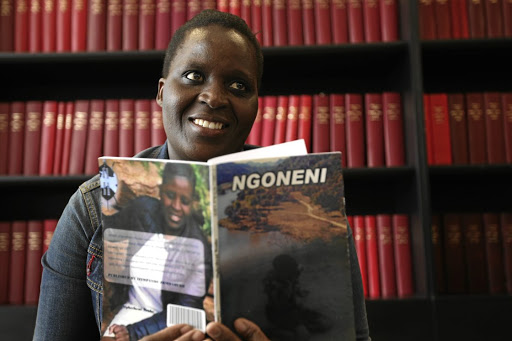 Siphetheni Ncube's book is in high demand. /SANDILE NDLOVU
