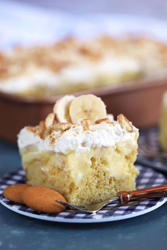 10 Best Banana Pudding Cake With Vanilla Wafers Recipes