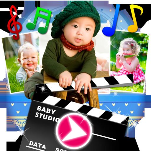 Slideshow Maker for Baby 👶