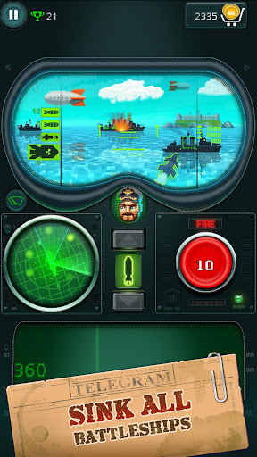 You Sunk - Submarine Torpedo Attack  captures d'écran 1