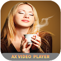 AX video payer icon