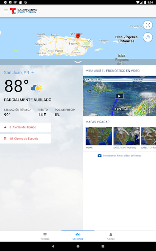 Telemundo Puerto Rico screenshot 10