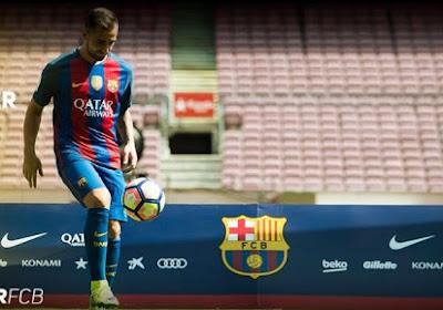 Un flop du FC Barcelone sur le départ
