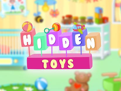 Hidden object game for children - Toys - náhled