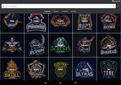 Gaming Logo Design Ideas eSport 2020 2.1 screenshots 12
