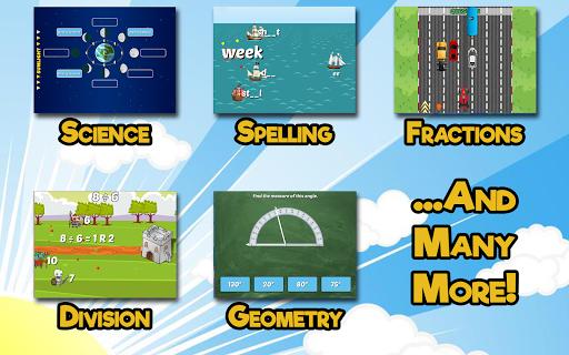Fourth Grade Learning Games screenshots 12