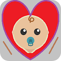 VDD Baby - Vaccination Reminder ,Daily Needs,Diary icon
