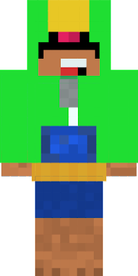 Skin do Leon do Brawl Stars