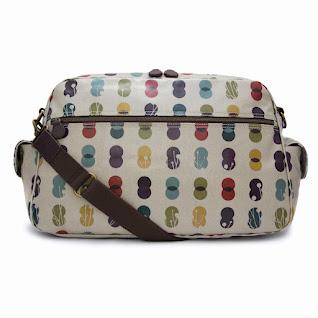 Dandelion Baby Changing Bag