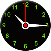 Analog Clock - Clock Live Wallpaper