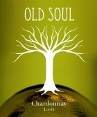 Logo for Old Soul Vineyards Chardonnay