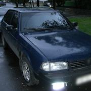 Themes Russian Car AZLK 46