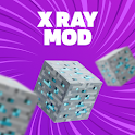 X Ray Mod for Minecraft PE icon