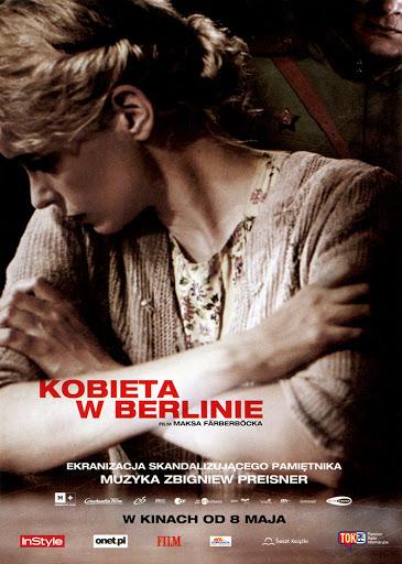 Przód ulotki filmu 'Kobieta W Berlinie'