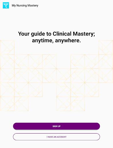 My Nursing Mastery: Student, NCLEX & Nurse's Guide 6.11.4711 screenshots 11
