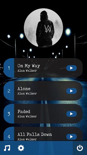 Alan Walker Piano Tiles Game screenshot 3