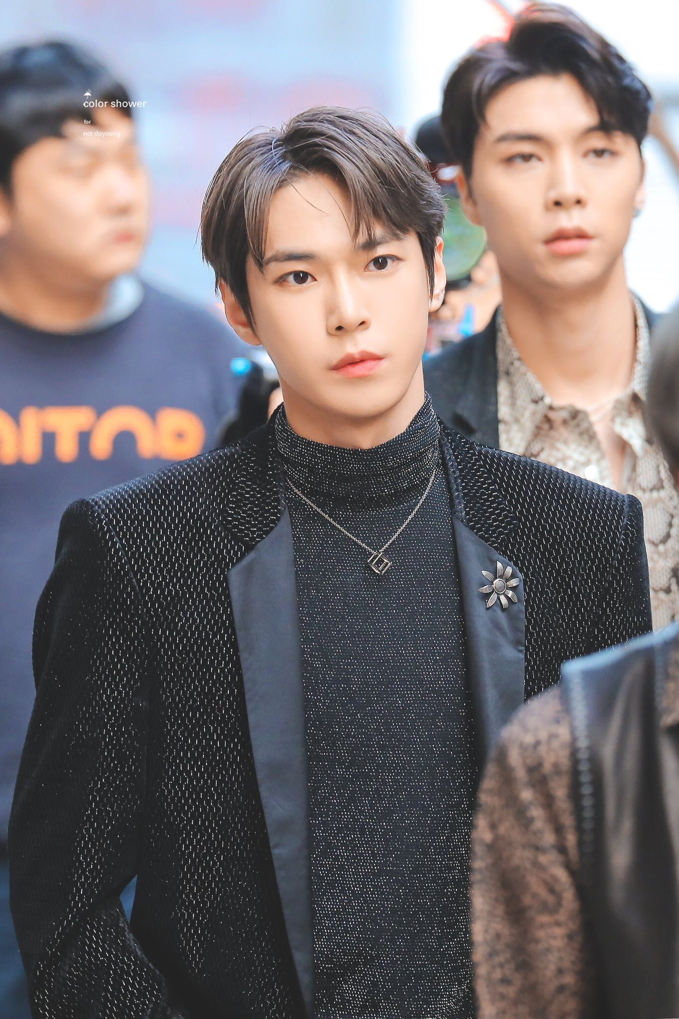 nct 127 doyoung johnny