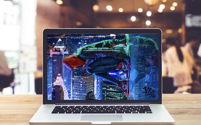 Miles Morales HD Wallpapers Spider-Man Theme