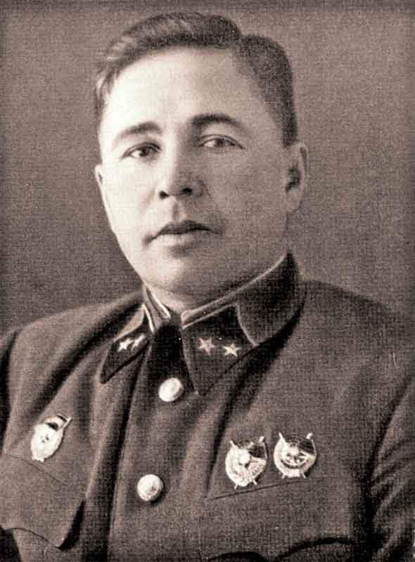 Белобородов А.П. - командир 78-й сд