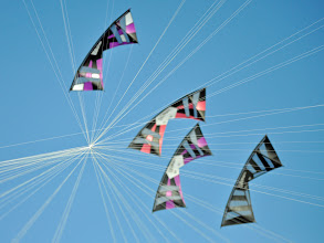 Photo: And on to other kites.