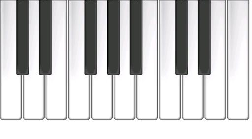 Color Piano instrument