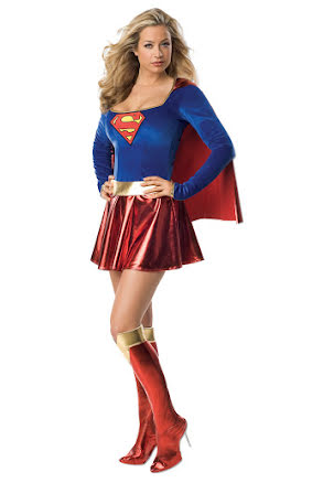 Super Girl dräkt
