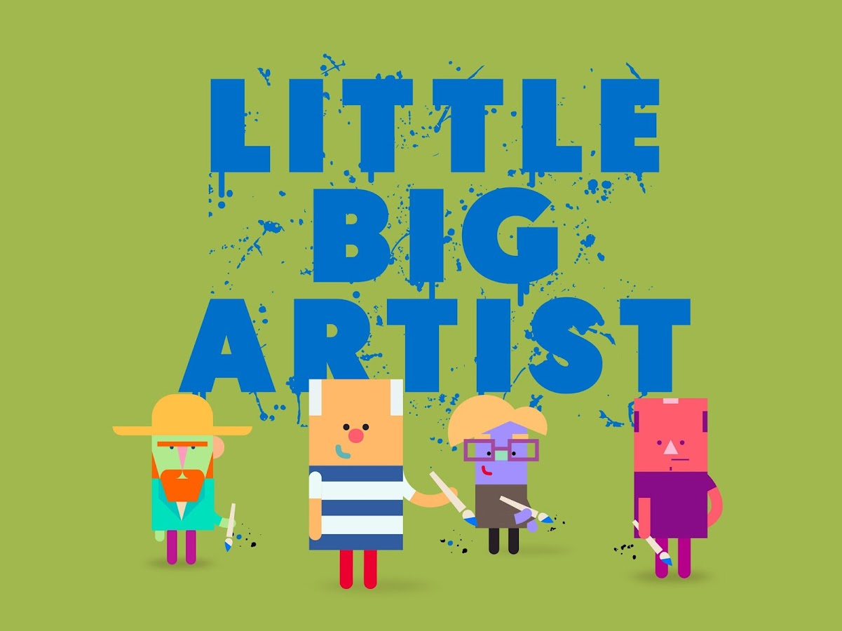Little Big Artist Clan- screenshot