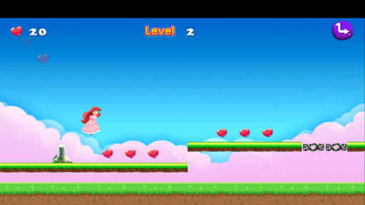 Little Princess Mermaid World Running Game 1.2 screenshots 3