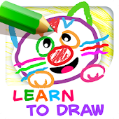 Drawing for Kids! Learning Games for Toddlers