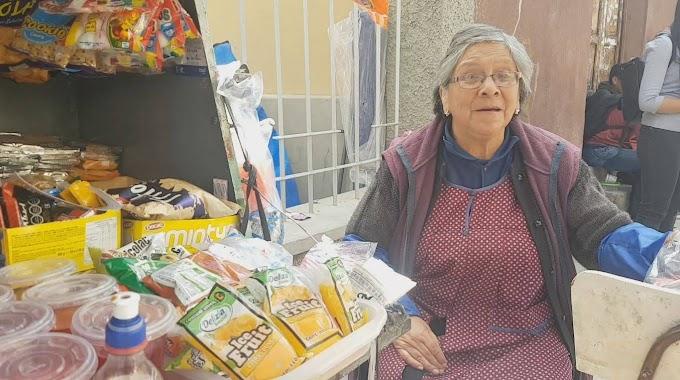 Doña Martita, la mamá de Comunicación Social de la UMSA