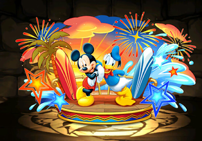 ミッキーマウス&ドナルドダック